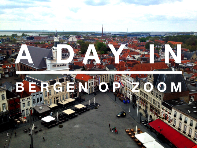 A day in Bergen op Zoom