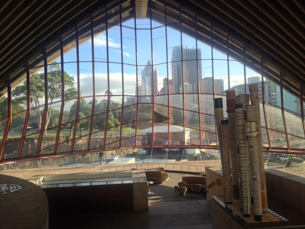 Sydney Opera House: Summer House Tour